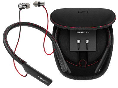 Sennheiser Debuts HD1 In-Ear Momentum Wireless Neckband Headphone