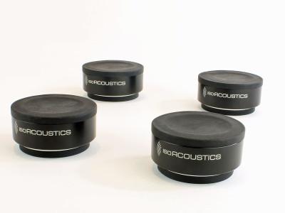 IsoAcoustics Debuts ISO-PUCK Discreet Acoustic Isolators at NAMM 2017