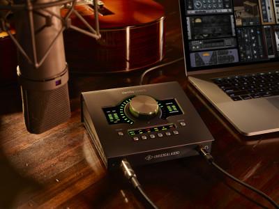 Universal Audio Unveils New Apollo Twin MkII Desktop Audio Interface for Mac and Windows