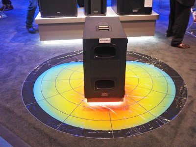 QSC Introduces K Cardioid Single-Box Powered Cardioid Subwoofer