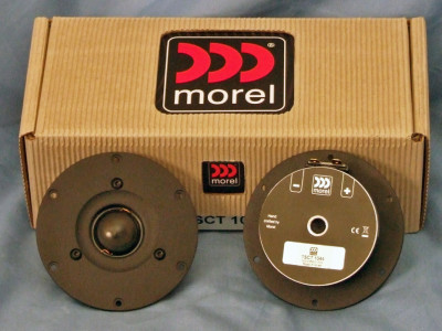 Test Bench: Morel TSCT 1044 High-End Tweeter
