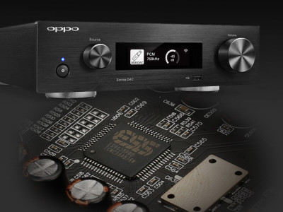 OPPO Announces Sonica DAC and Network Streamer with ES9038PRO 32-bit HyperStream Converter