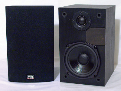 "Update a Pair of MTX 5i 5.25"" Bookshelf Loudspeakers"