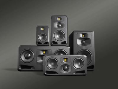 ADAM Audio Returns with New S Series Range of Studio Monitors