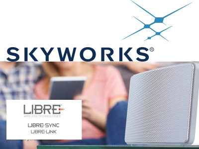 Skyworks Partners with Libre Wireless Technologies to Deliver Audio and Smart Home Technology Solutions