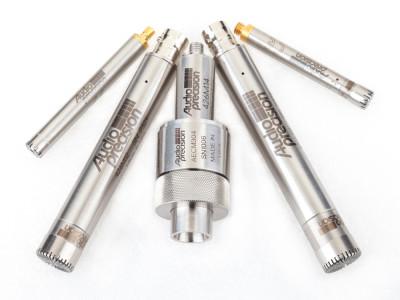 Audio Precision Introduces Calibrated Measurement Microphones