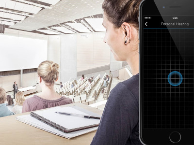 Sennheiser's MobileConnect Brings Assistive Listening Over WiFi to Students' Smartphones