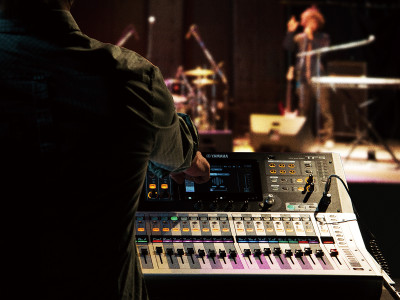 Yamaha TF Series Digital Mixers Get Firmware Update for AES67 Support