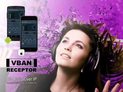 VB-Audio Expands VBAN Audio Streaming Capabilities with VBAN-Receptor