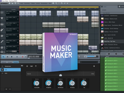 MAGIX Announces New Free Version of Music Maker Software