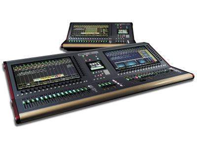 Cadac Debuts CDC Seven and Latest CDC Console Software at Prolight+Sound 2017