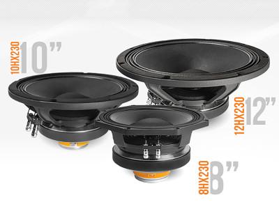 FaitalPRO Expands Range of Pro Audio Coaxial Loudspeakers