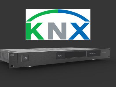 Legrand Announces KNX Integration For Expanding Nuvo Player Portfolio Whole Home Audio System