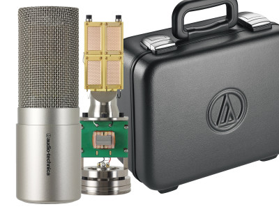 Audio-Technica Expands Acclaimed 50 Series with New AT5047 Cardioid Condenser Microphone