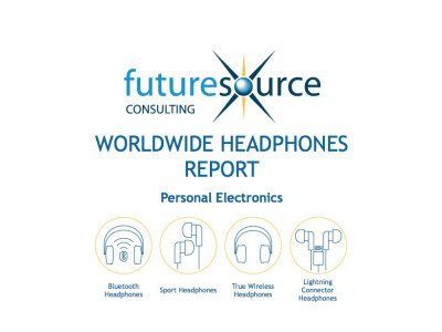 New Worldwide Headphones Report Q1 2017 Available from Futuresource