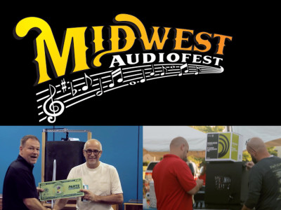 Midwest AudioFest 2017 and DIY Speaker Design Competition Returns July 14-15