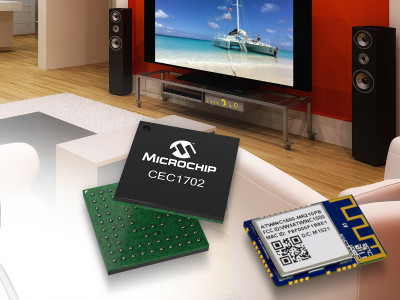 Microchip Introduces Fully-Certified Wi-Fi SDK with Apple HomeKit Support