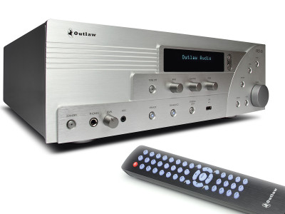 Outlaw Audio Introduces a New Retro Receiver with High Res Audio
