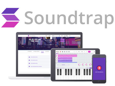 Soundtrap Expands Its Successful Cloud-Based Music and Podcast Recording Platform to Four New Languages in 57 Countries