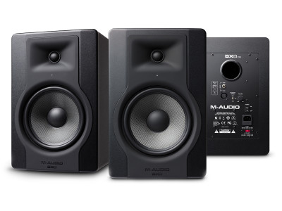 M-Audio Announces New and Improved BX D3 Series Monitors