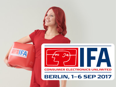 IFA Berlin 2017 with More Exhibitors and More Innovations Than Ever Before