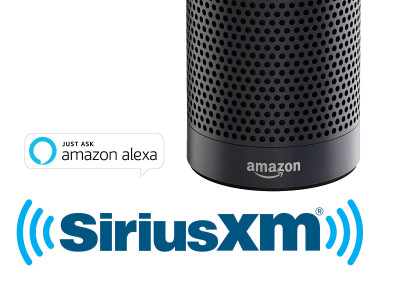 """""""Alexa Play... on SiriusXM!"""": SiriusXM Now Available to Trial and Paid Subscribers with Amazon Alexa"""