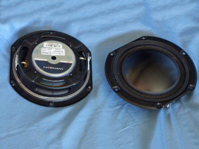 Test Bench: Tymphany GBS-135F25AL02-04 5.25-Inch Woofer