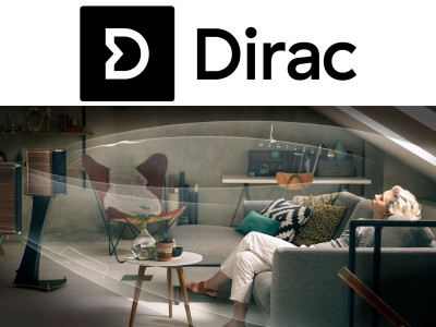 Dirac Research Equips Select NAD Electronics Amplifiers with Dirac Live Room Correction