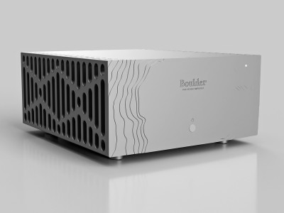 Boulder Ships New High-Performance 1160 Stereo Power Amplifier