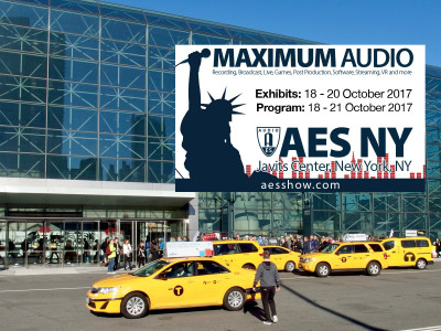Audio Engineering Society Confirms Annual US Convention to Stay in New York and Reinforced Partnership with NAMM