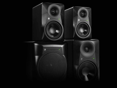 Mackie Launches Redesigned MR Series Affordable Studio Monitors