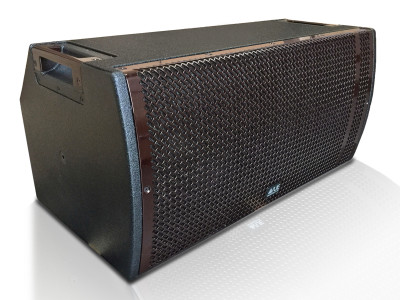 VUE Audiotechnik Launches New h-208 Low-Profile Networked Loudspeaker