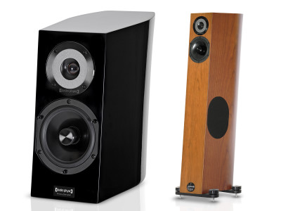 VANA Unveils the Audio Physic Step Plus and Tempo Plus Loudspeakers to US Market