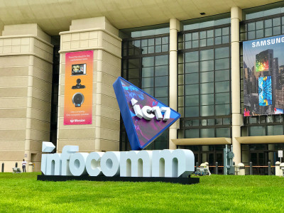 InfoComm 2017 Report