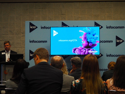 InfoComm Releases AV Industry Outlook and Trends Analysis for the Americas
