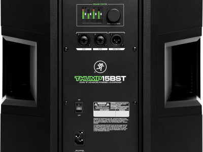 Redesigned Mackie Thump Series Introduces Bluetooth Features for Portable PA Applications
