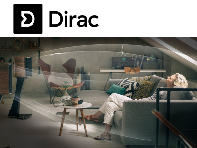 Dirac Research to Make its CEDIA Debut with Presentation on the Future of Audio Room Correction Technology