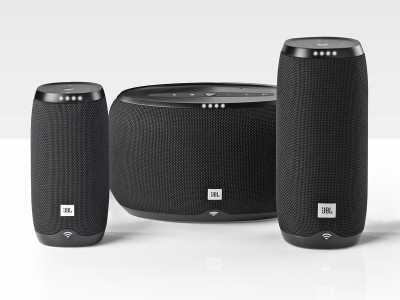 Harman Introduces JBL LINK Smart Speaker Series Combining Immersive Sound with the Google Assistant