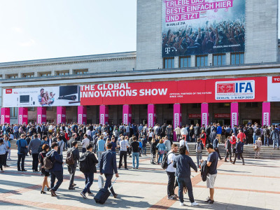 IFA 2017 Consumer Electronics and Appliances Trade Show Delivers