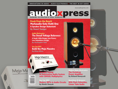 Reference Reading audioXpress October 2017 is Now Available!