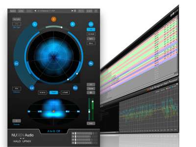 NUGEN Audio Previews New Batch Processing for Dolby Formats and Shows Halo Upmix 3D Immersive Option at IBC 2017