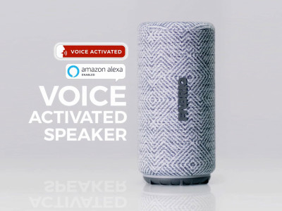 FABRIQ Chorus Speaker offers Voice Activated Alexa Service with Multi-room Connectivity