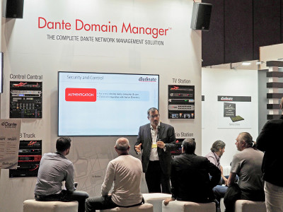 Audinate Unveils Pricing for Dante Domain Manager Software