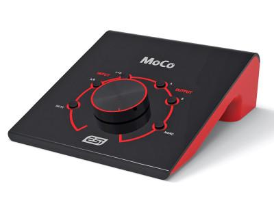 ESI Audiotechnik Introduces MoCo Studio Monitor Volume Controller