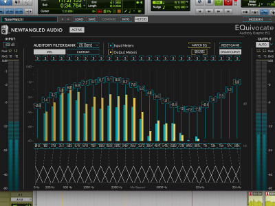 Newfangled Audio Introduces EQuivocate Auditory Graphic EQ Plug-in