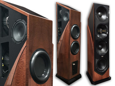Legacy to Showcase New VALOR Speaker with Wavelet Digital Processor at RMAF 2017