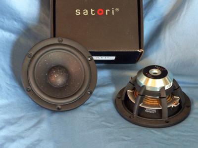"SB Acoustics Satori MR13P-4. A New Home Audio 5.25"" Midrange Driver"