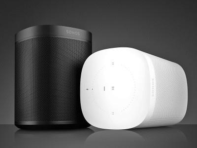 Sonos Unveils Sonos One Smart Speaker with Support for Multiple Voice Services