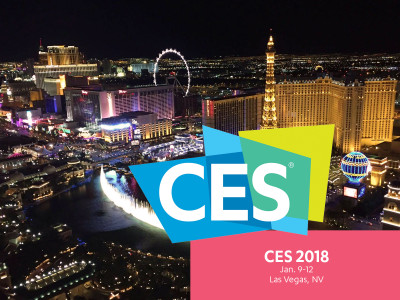 Discover and Explore the Business of Consumer Technologies at CES 2018!