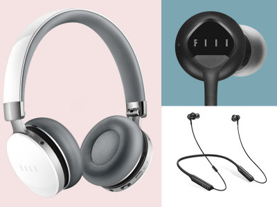 ams Audio Offers World-Class Noise-Cancelling Performance in Two New Wireless Headphones from FIIL
